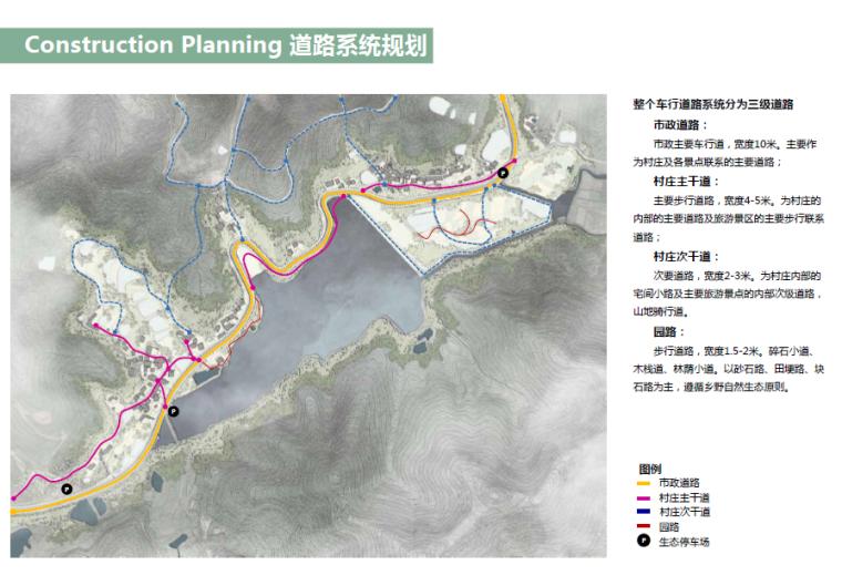 [江苏]美丽乡村示范村庄规划方案设计