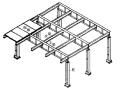 钢结构设计-钢平台