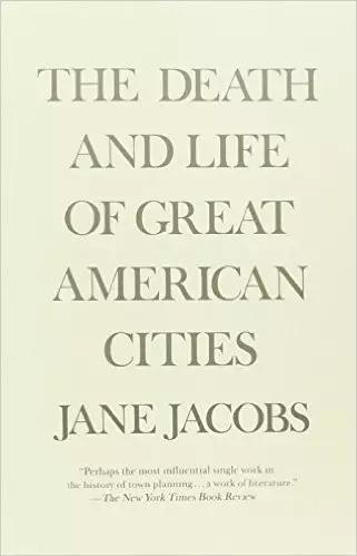 纪念简·雅各布斯诞辰100周年:高悬在城市上空的明镜
