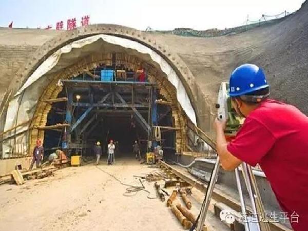 隧道施工标准化图文详解