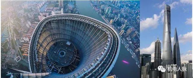 上海中心大厦设计