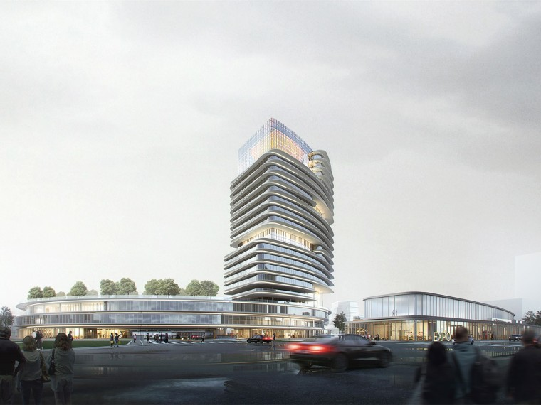 上海智能医疗岛总体规划