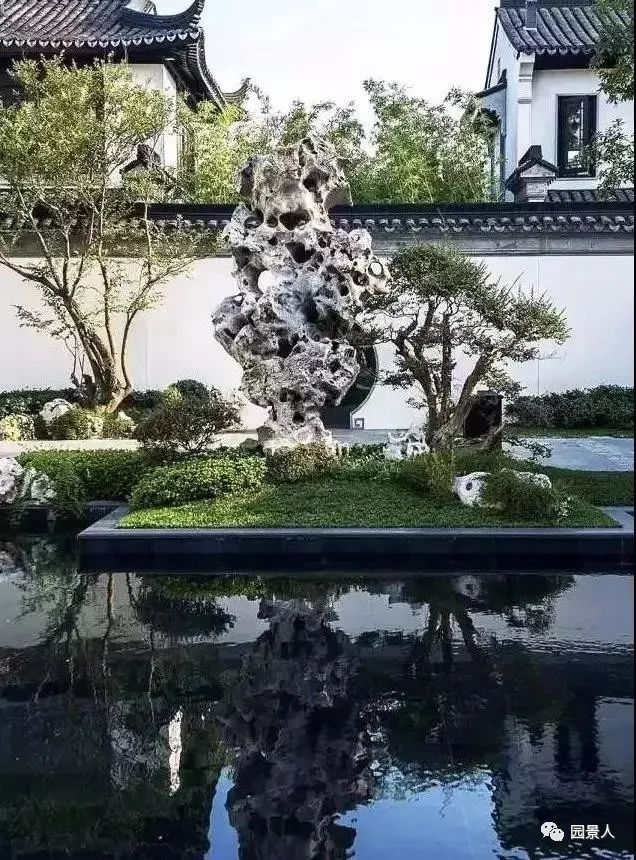 """""""石""""来运转 · 庭院置石的风水与艺术"""