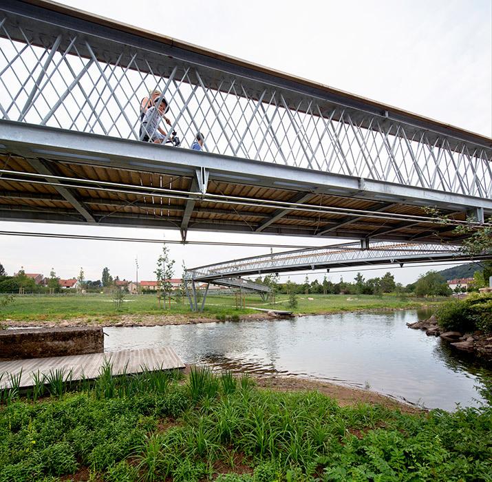法国默尔特河岸景观设计_16