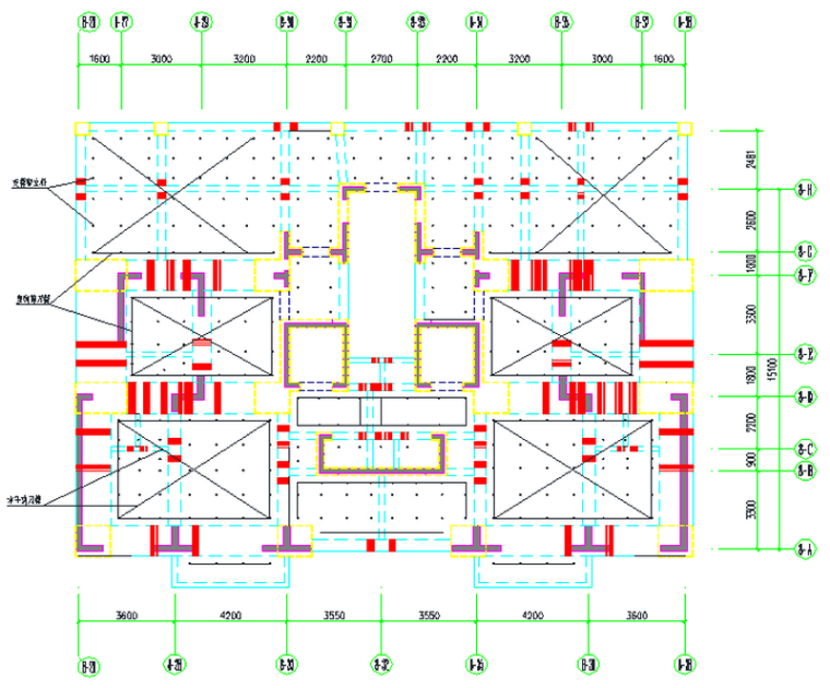 城中村改造项目转换层高大模板安全专项施工方案(163页)