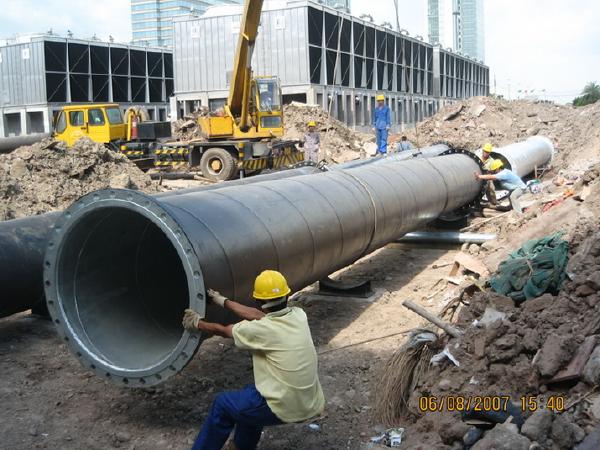 市政管道工程施工技术培训资料(82页)