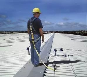 钢结构生命线安装方案