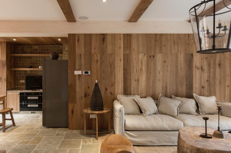 研舍设计机构——福州贵安度假村室内设计实景图