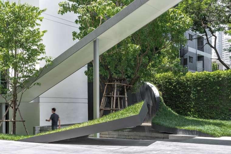 曼谷中心豪华公寓景观-4a664b23