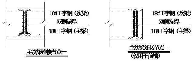悬挑式卸料平台制作施工技术交底(附详细做法示意图)_5