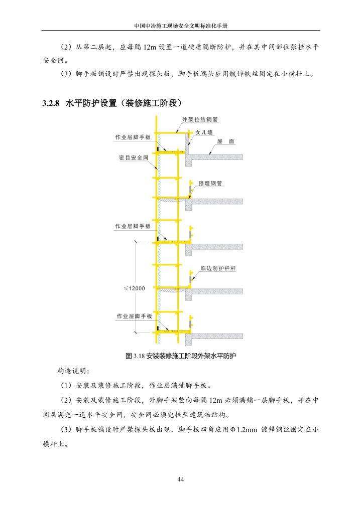 施工现场安全文明标准化手册(建议收藏!!!)_44