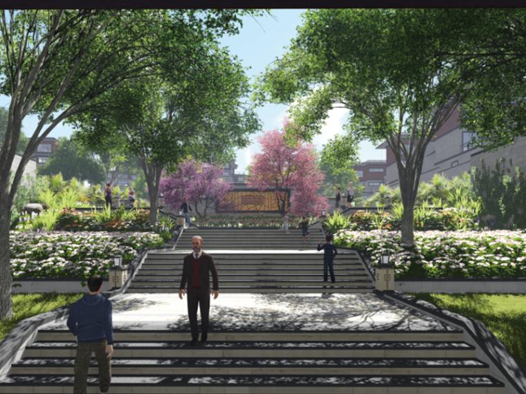 [四川]远大美域别墅区景观设计方案文本(新中式,新亚洲)