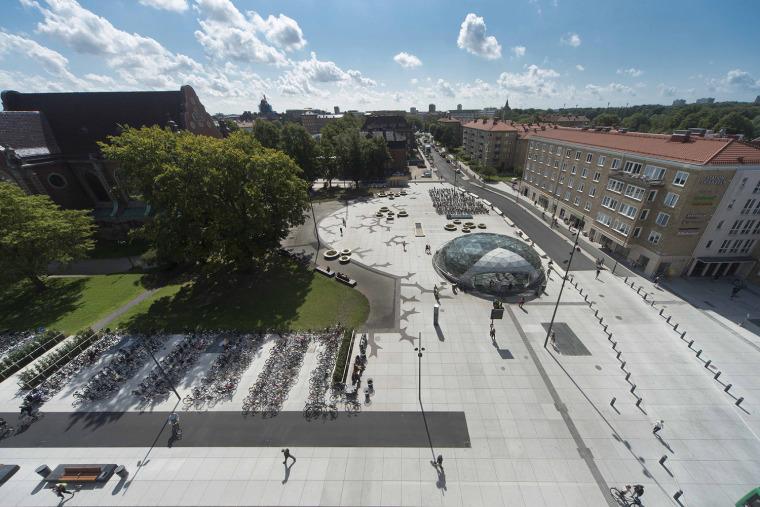 瑞典StJohannesplan广场