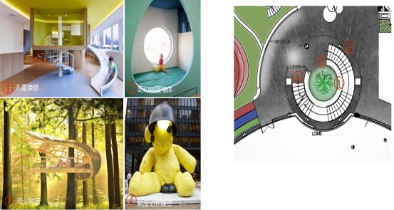 幼儿园设计,鸿坤儿童友好社区设计案例-幼儿园设计,鸿坤儿童友好社区设第15张图片