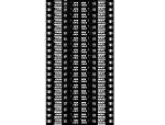 [广东]高层钢筋砼剪力墙住宅建筑施工图(含模型、多栋及商业楼)