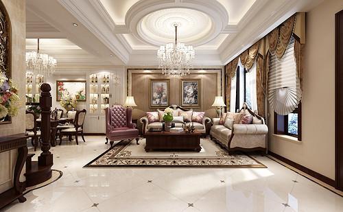 大方典雅 新古典别墅