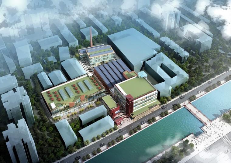 [创客城规划设计]寻梦顺德,大良第一码头的重生——顺德创客城