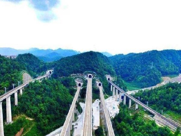 中国最长铁路隧道排行榜!