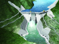 黄登水电站施工总布置BIM协同设计汇报