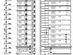 12层高层商住楼建筑施工图