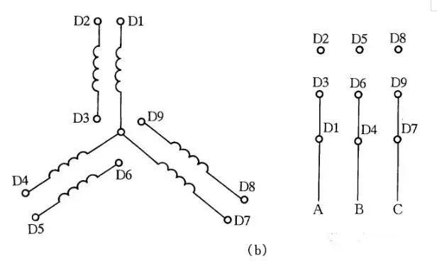 12种常用的电气设备接线图_10