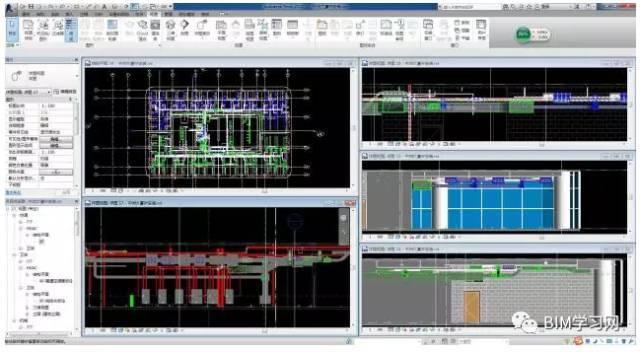 BIM技术应用于超高层机电安装工程||案例_15