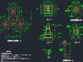 三角烟囱钢塔架设计图