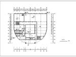 城建图书馆设计方案图(设计方案CAD)