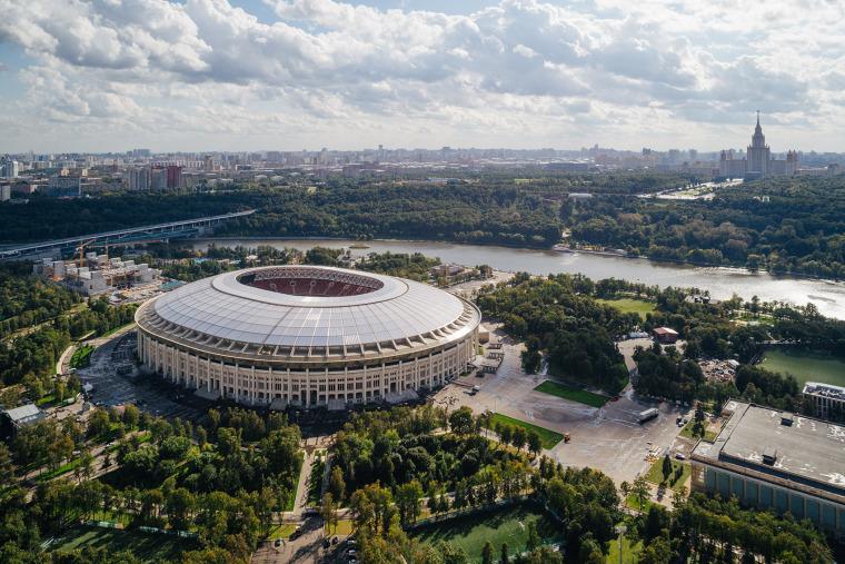 俄罗斯卢日尼基球场