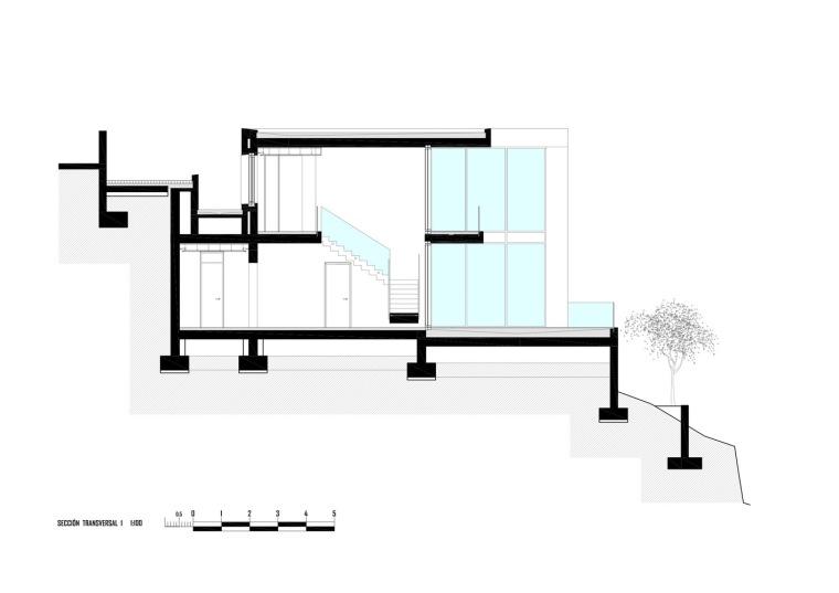 西班牙CONCRETUS住宅-27