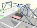 井格梁结构厂房物料水平运输技术方案