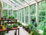 植物阳光房怎么设计,夏天不热?看别人怎么干的.