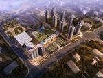 肇庆大旺珠影文体广场规划建筑设计方案