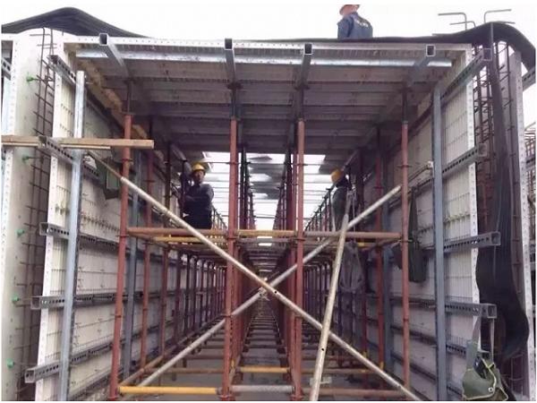 地下管廊廊体建造支模施工的新材料、新设备、新技术和新标准!_1
