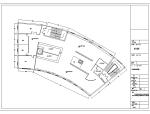 欧洲著名咖啡连锁品牌店室内装修设计施工图(35张)