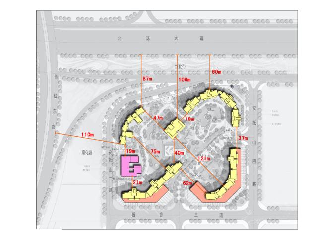 高层塔式安托山住宅建筑设计方案文本(澳大利亚道克)_7