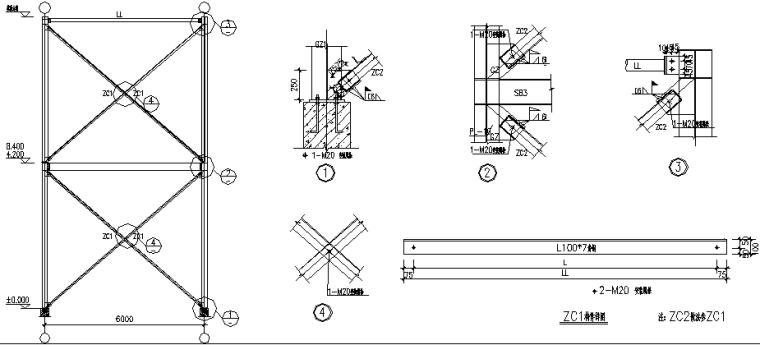 阿联酋170x35刚架结构施工图_3
