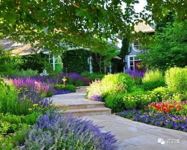 居住区与别墅庭院景观设计的差异_27