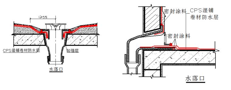 别墅工程防水工程专项施工方案