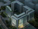 [天津]中星电子研发中心办公楼建筑设计方案(SU+文本)