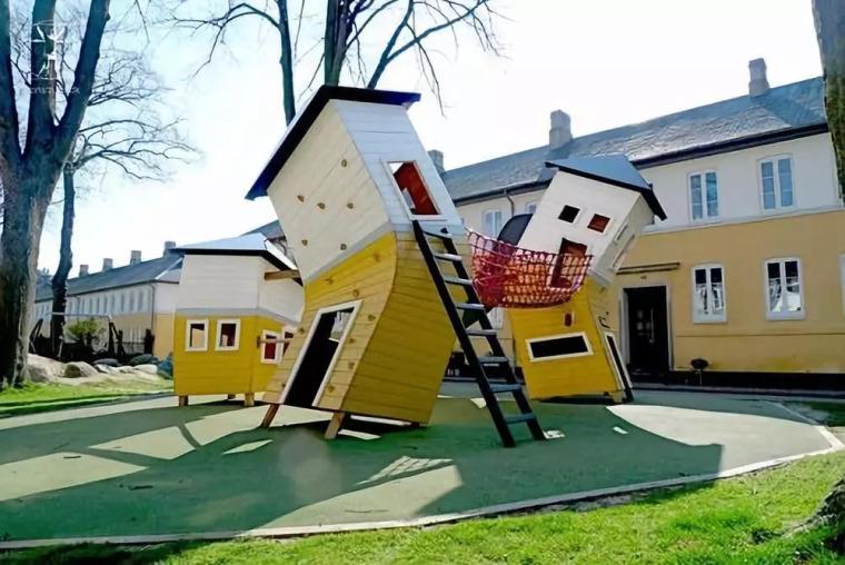 创意设计|儿童乐园景观设计怎么做_7