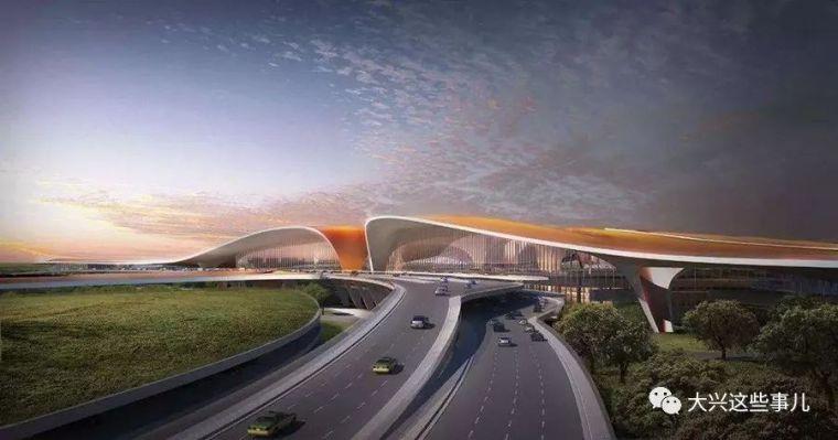 北京新机场地下:塞进了五条轨道线相当于一个北京站_3