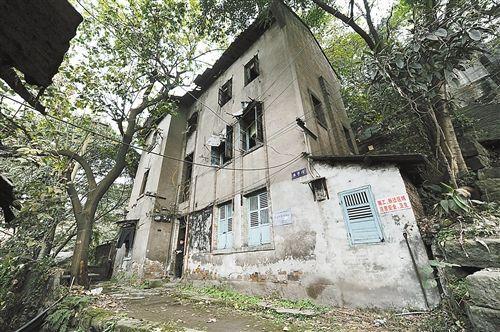 国内小建筑资料下载-由重庆看国内优秀传统建筑现状:仅存残垣断壁
