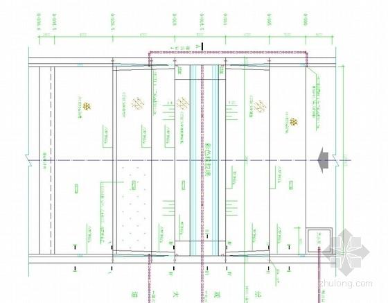 [安徽]26米橡胶坝工程完整施工图