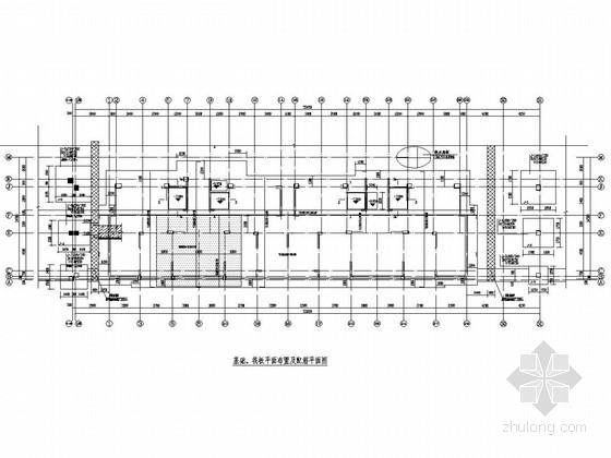 [山东]20层剪力墙结构带商业裙房住宅楼结构施工图