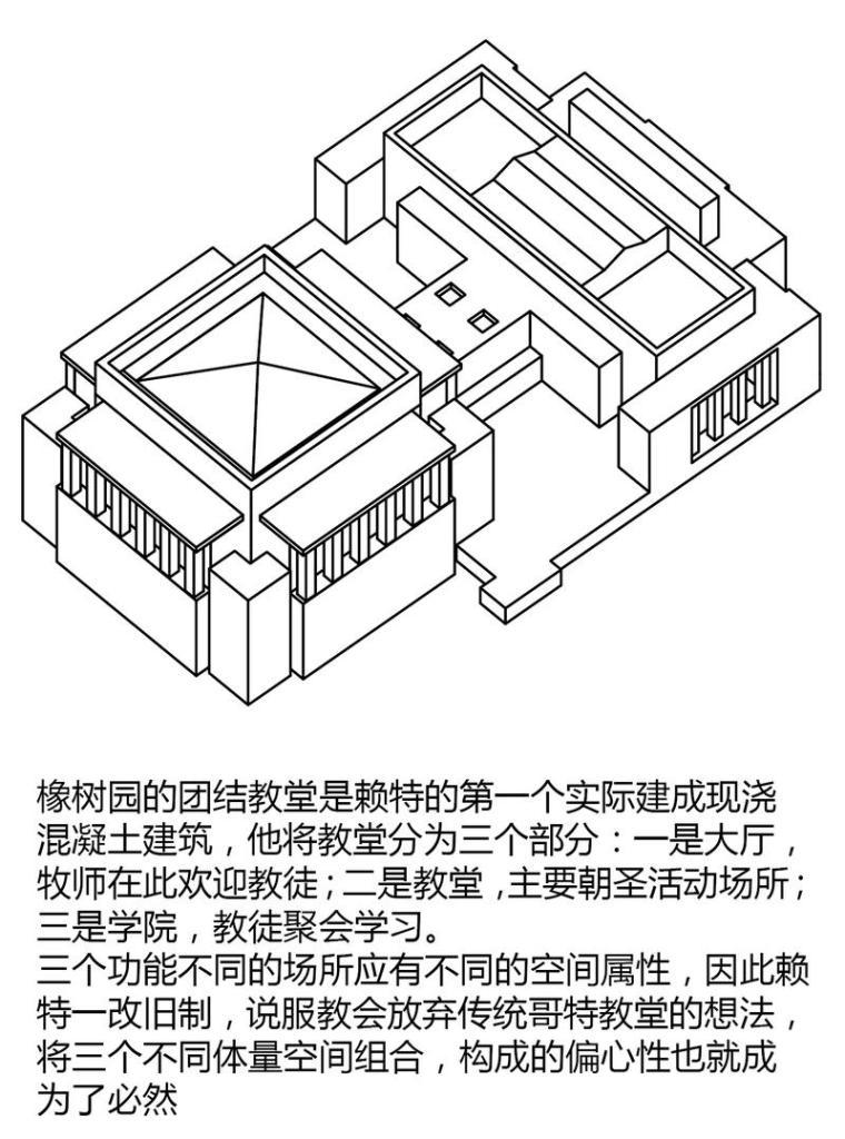 图解赖特建筑设计时期(一)_9