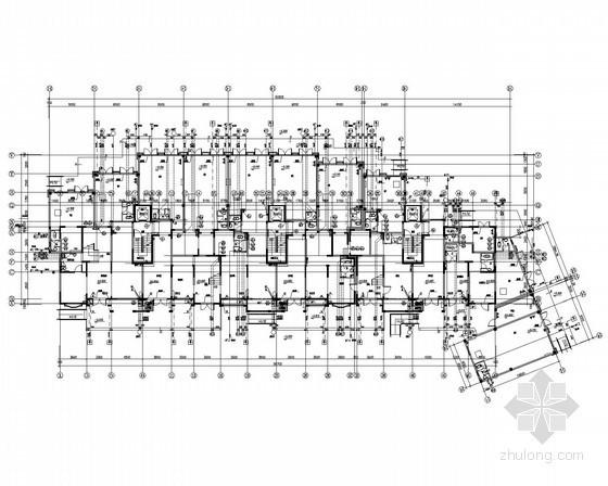[上海]大型综合住宅楼给排水施工图纸(共156张图)