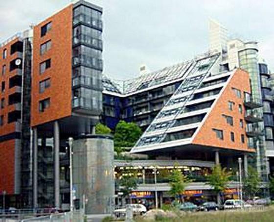 [德国]某奔驰公司办公楼设计说明