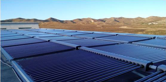 太阳能+空气能热泵采暖系统在建筑上的应用