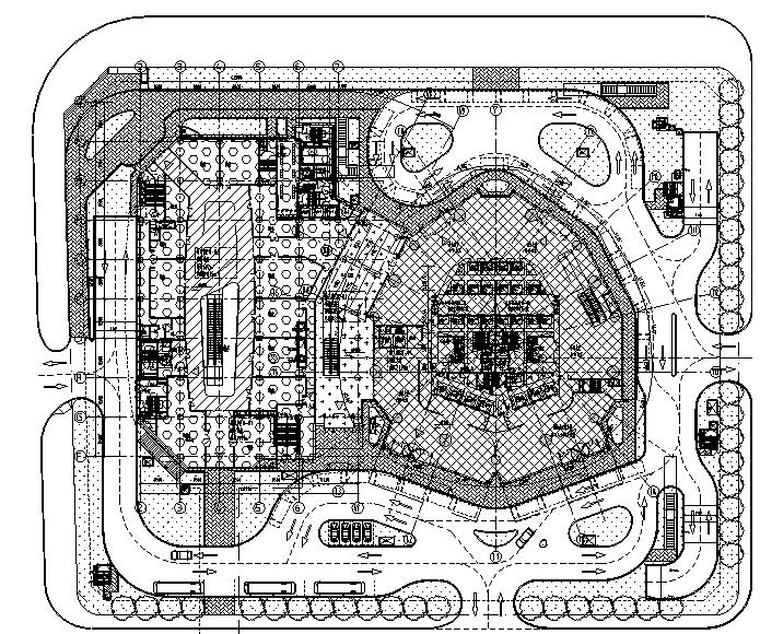 浙江城市综合体各专业初步设计图纸